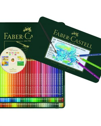 Faber-Castell Albrecht Durer Watercolour Pencils Tin 120 Pack