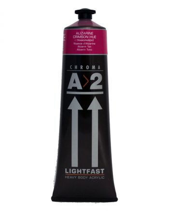 120Ml Tube, Alizarin Crimson
