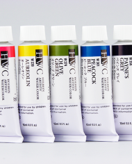 Holbein Water Colour – 15ml_group