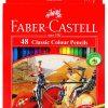 Faber Castell Classic Colour Pencils