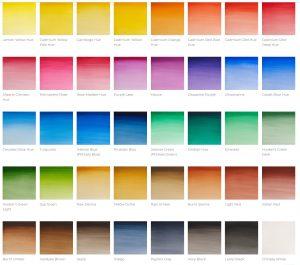 Cotman Water Colours