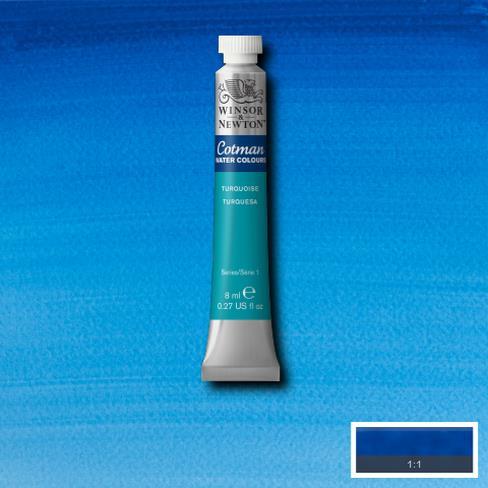 Cotman WaterColour – 5