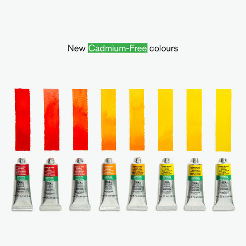 Winsor and Newton Water Colours
