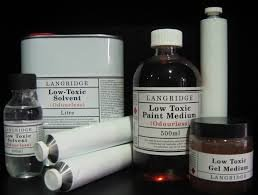 Mediums and Solvents