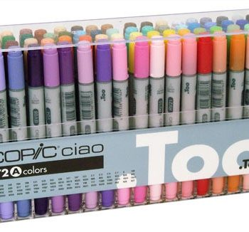 Copic Ciao Set 72A