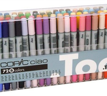 Copic Ciao Set 72B