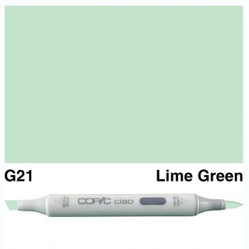 Copic Ciao G21-Lime Green