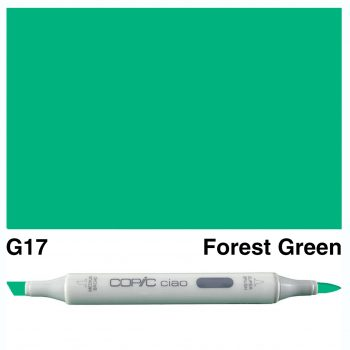Copic Ciao G17-Forest Green