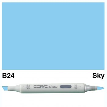 Copic Ciao B24-Sky