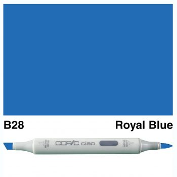 Copic Ciao B28-Royal Blue