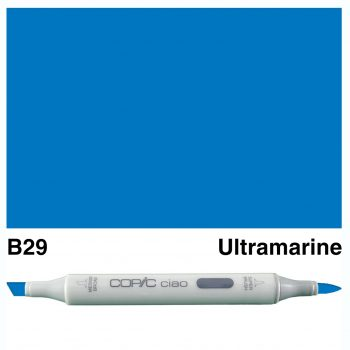 Copic Ciao B29-Ultramarine