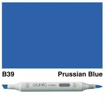 Copic Ciao B39-Prussian Blue