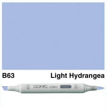 Copic Ciao B63-Light Hydrangea