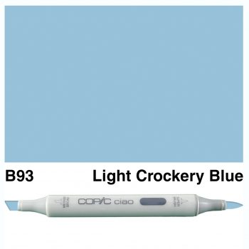 Copic Ciao B93-Light Crockery Blue