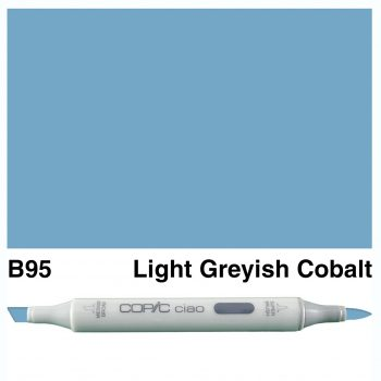 Copic Ciao B95-Light Grayish Cobalt