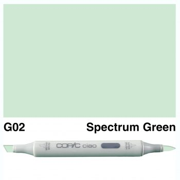 Copic Ciao G02-Spectrum Green