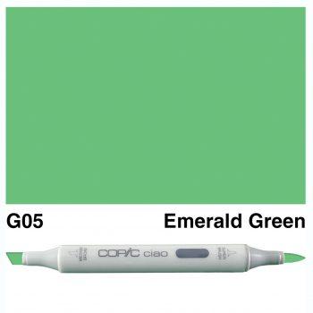 Copic Ciao G05-Emerald Green
