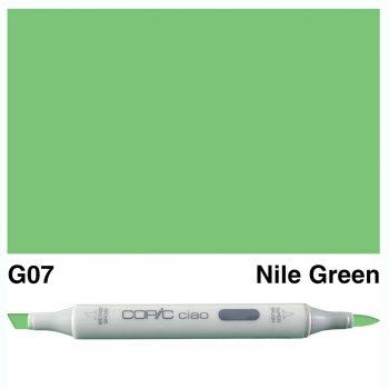 Copic Ciao G07-Nile Green