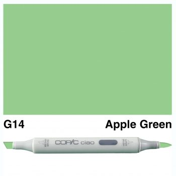 Copic Ciao G14-Apple Green