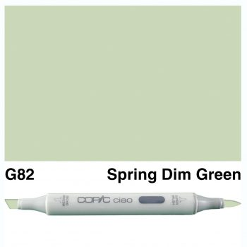 Copic Ciao G82-Spring Dim Green