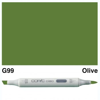Copic Ciao G99-Olive