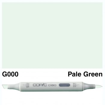 Copic Ciao G000-Pale Green