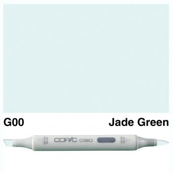 Copic Ciao G00-Jade Green