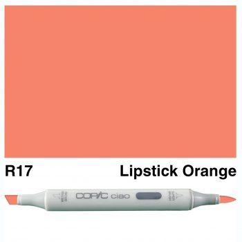 Copic Ciao R17-Lipstick Orange