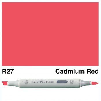 Copic Ciao R27-Cadmium Red