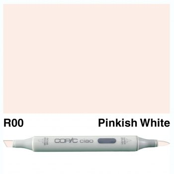 Copic Ciao R00-Pinkish White