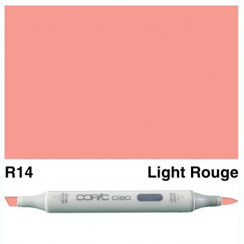 Copic Ciao R14-Light Rouge