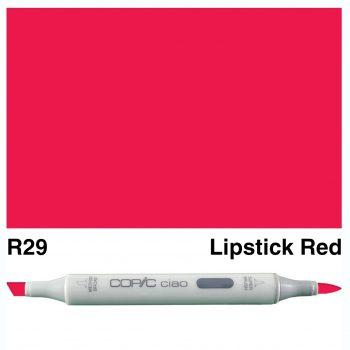 Copic Ciao R29-Lipstick Red