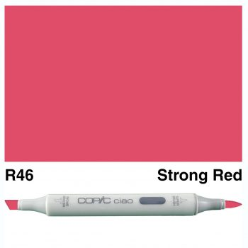 Copic Ciao R46-Strong Red
