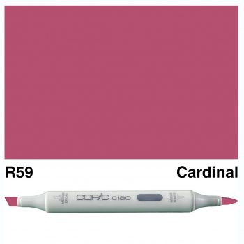 Copic Ciao R59-Cardinal