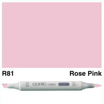 Copic Ciao R81-Rose Pink