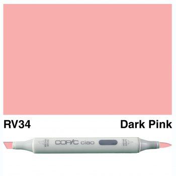 Copic Ciao RV34-Dark Pink