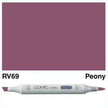 Copic Ciao RV69-Peony