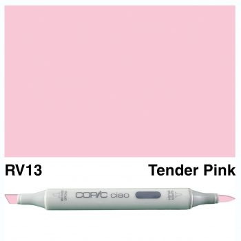 Copic Ciao RV13-Tender Pink