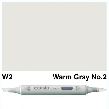 Copic Ciao W2-Warm Gray No.2