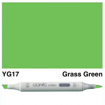 Copic Ciao YG17-Grass Green