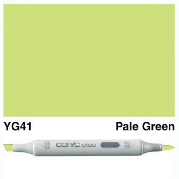 Copic Ciao YG41-Pale Green