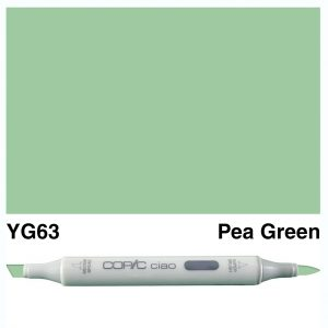 Copic Ciao YG63-Pea Green