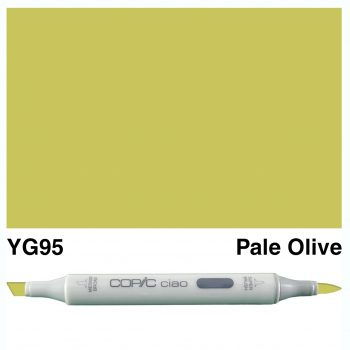 Copic Ciao YG95-Pale Olive