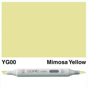Copic Ciao YG00-Mimosa Yellow