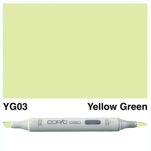 Copic Ciao YG03-Yellow Green