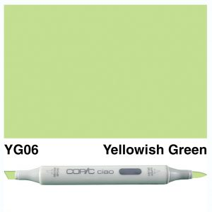Copic Ciao YG06-Yellowish Green