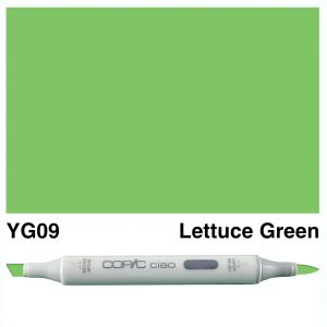 Copic Ciao YG09-Lettuce Green