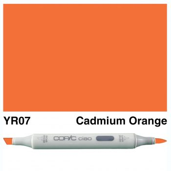 Copic Ciao YR07-Cadmium Orange