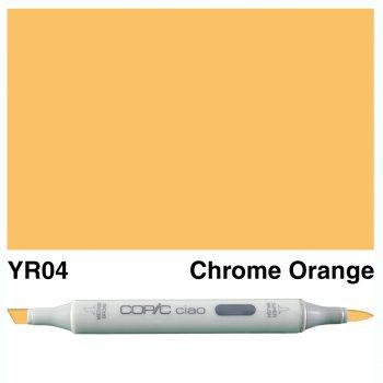 Copic Ciao YR04-Chrome Orange