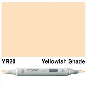 Copic Ciao YR20-Yellowish Shade